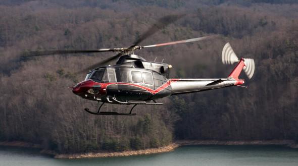 vrtulník Bell 412EPI