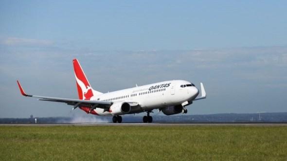 Boeing B737NG Qantas