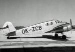 Cessna Bobcat na letisti Poprad,  foto sbírka Vladimíra Drába