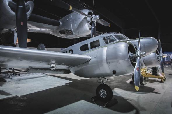 Cessna UC 78B Bobcat