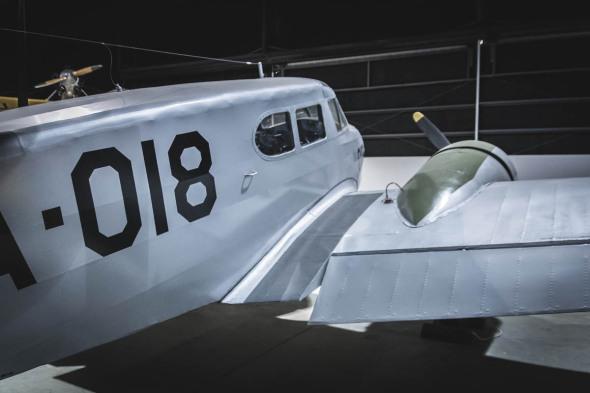 Cessna UC 78B Bobcat two
