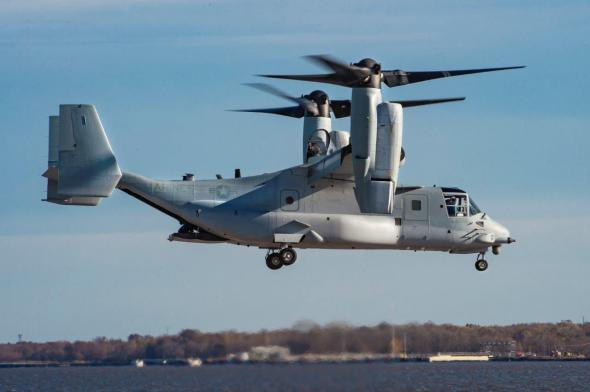 Bell Osprey MV 22 CC-RAM