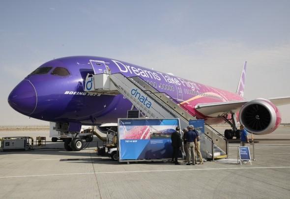 Dubai 2019 Boeing 787 9 Dreamliner