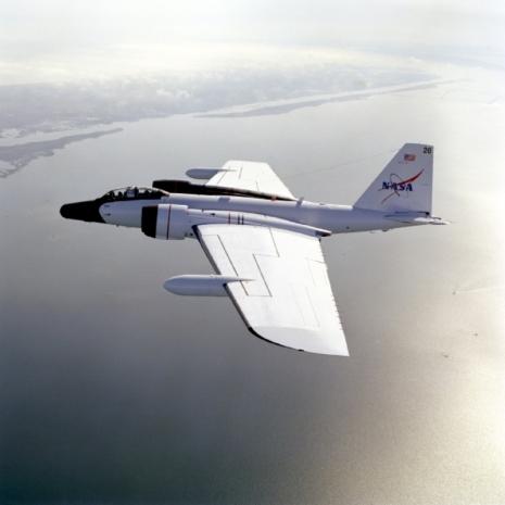 Martin WB 57 NASA