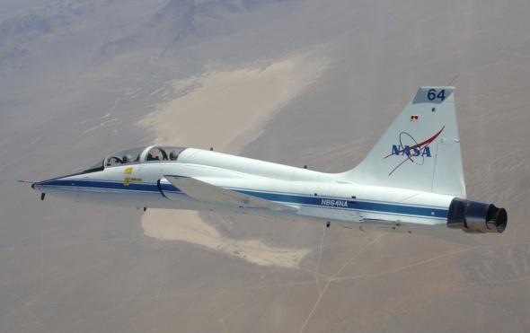 cvičný Northrop T 38 Talon ve službách NASA
