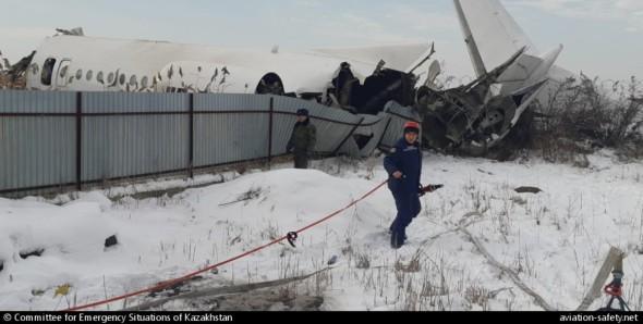 Fokker 100 BEK Air havárie