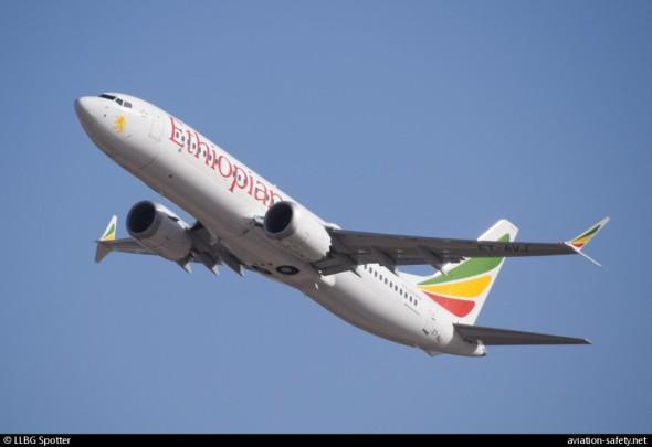 B737 Max Ethiopnian 2019 one