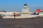 Letiště Praha Air Serbia ATR72