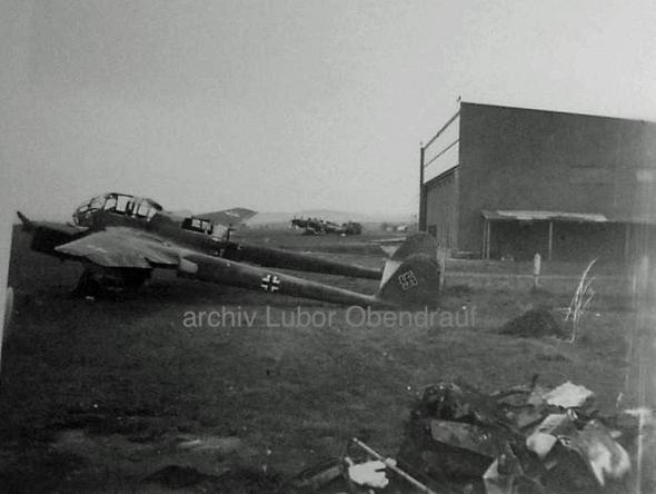 Focke Wulf Fw 189 Žatec
