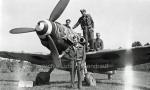 Messerschmitt Bf 109 letiště Pardubice