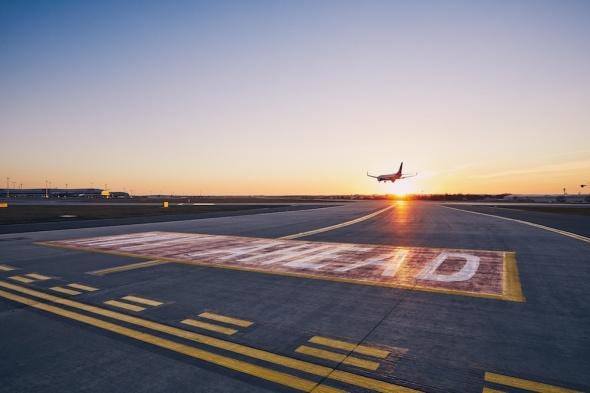 Letiště Praha Runway