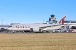 letiště Praha Ruzyně Qatar Airways Boeing B787
