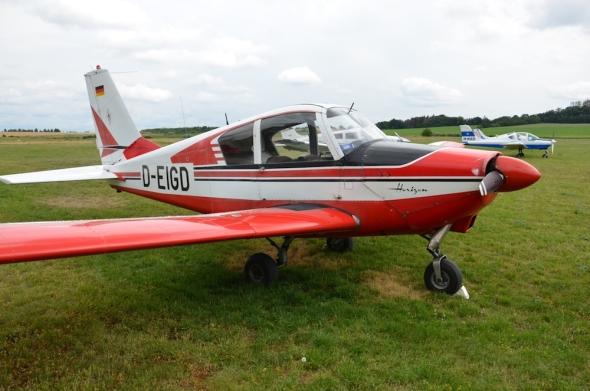 Socata GY-80 Horizon D - EIDG