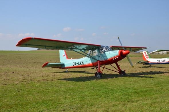L 60 Brigadýr slet československých letadel Jihlava 2020