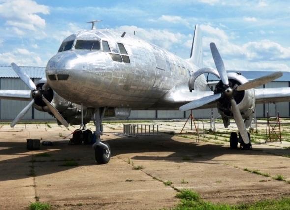 Avia Av-14 bez barvy
