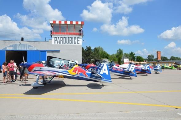 The Flying Bulls XtremeAir XA42 Pardubice