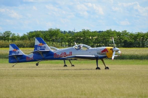 The Flying Bulls Zlén 50