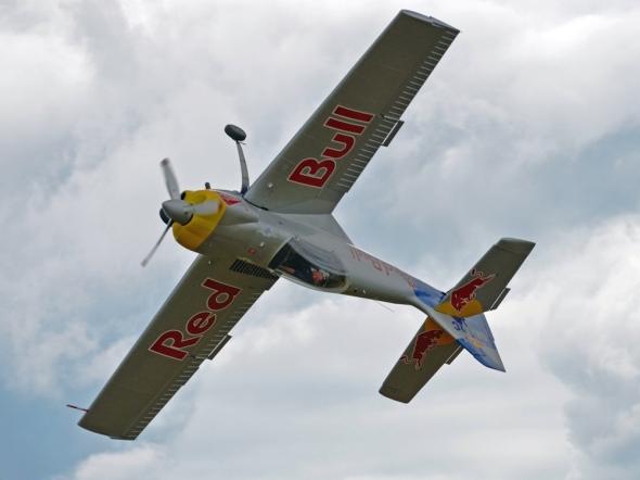 The Flying Bulls Zlín Z 50L