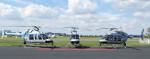 vrtulník Bell 407 GXis Polská policie