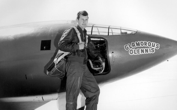 Bell X1 Chuck Yeager