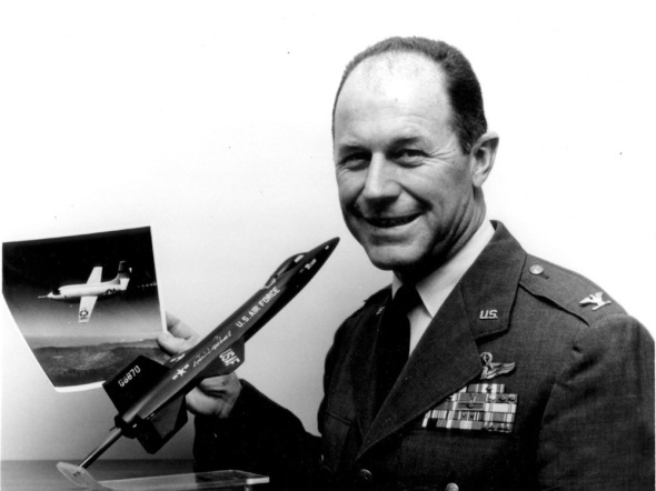Col. Charles S. Yeager