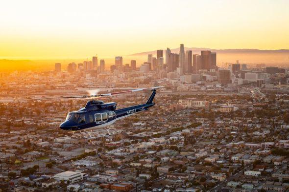 vrtulník Bell 412EPX Subaru