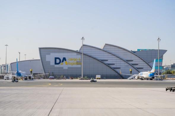 Dubajské mezinárodní letiště cargo