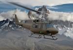 vrtulník Bell UH-1H-II Libanon