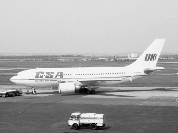 ČSA Airbus A310-300 OK-WAA