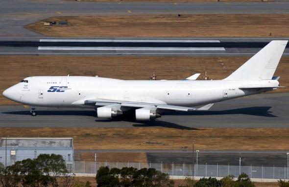 Boeing B 747 Longtail