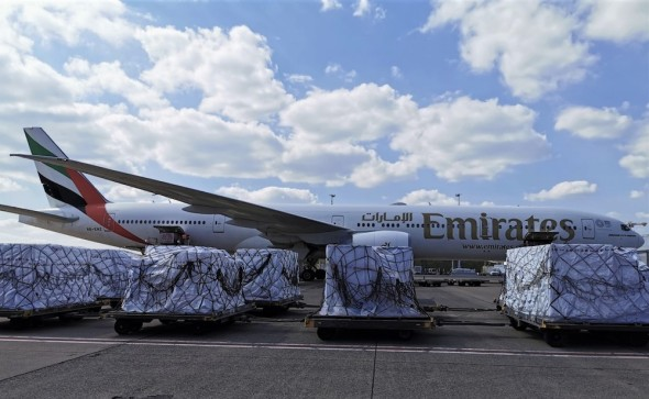 Boeingu 777-300ER Emirates