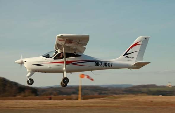 F Air TP92 Echo MkII
