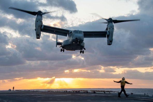 MV-22B Osprey
