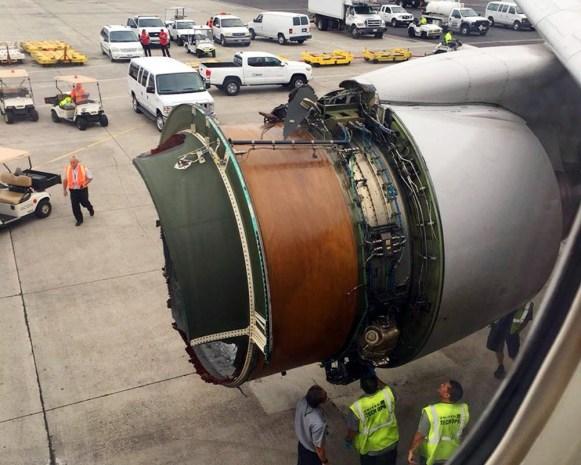 Honolulu Emergency Landing