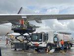 Air France-KLM, Total  Groupe ADP eko palivo