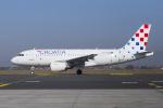 Croatia Airlines Airbus A319