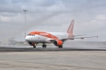 Airbus A319 easyJet Praha Barcelona