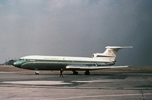 Trident Iraqi Airways YI - AEB