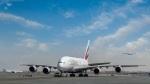 Airbus A380 Emirates Dubai airport