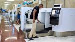 Emirates odbavení zavazadel