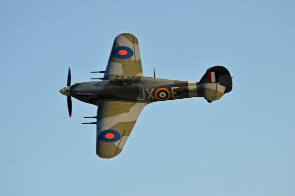 Hawker Hurricane LKTC