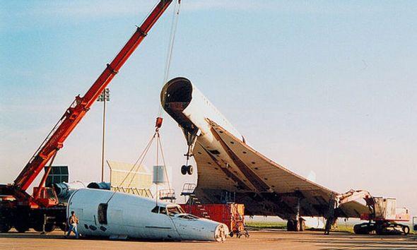 Concorde F BVFD