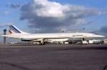 Concorde F BVFD CDG Duben 1980