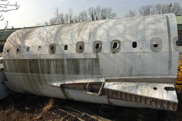 Concorde F BVFD v Dugny