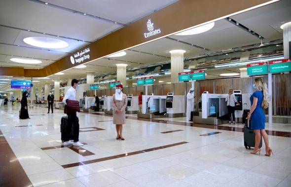 Emirates self check-inn