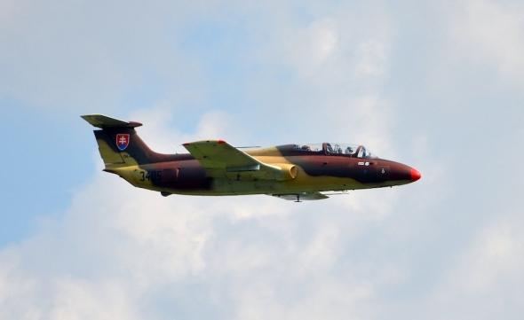 Slet československých letadel 2021 Aero L 29