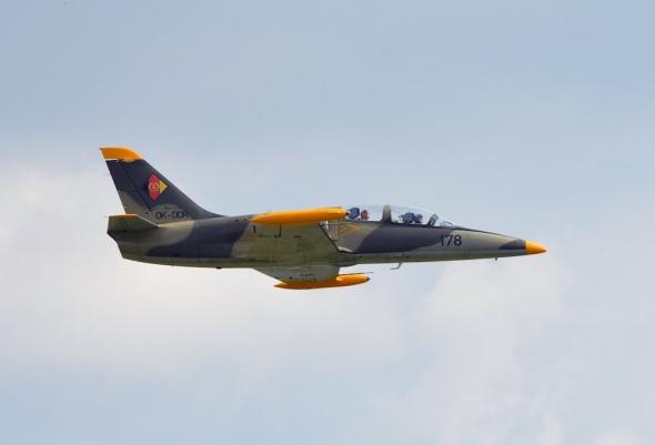 Slet československých letadel 2021 Aero L 39