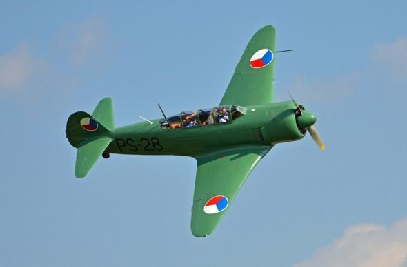 Slet československých letadel 2021 Let C 11