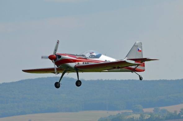Slet československých letadel 2021 Zlín Z 50L